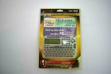 SHARP YO-190P MEMO MASTER ORGANIZER NOS Sealed