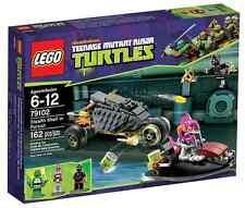 LEGO® Teenage Mutant Nina Turtles 79102 Stealth Shell in Pursuit NEW MISB NRFB