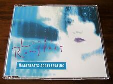 Linda Ronstadt - Heartbeats Accelerating - Scarce 1993 Mint Cd Single