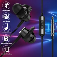 2019 High Quality Professional Game Sport Music Wired Headset Earphone Earbud US
