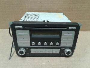 Radio Receiver CD Player 2006-2010 06-10 VW PASSAT 1K0035161A Tested