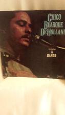 Chico Buarque de Hollanda;second of 1966, a banda, re-issue, FR Decca 278 073B