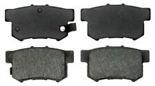 Disc Brake Pad Set-Ceramic Disc Brake Pad Rear ACDelco Advantage 14D537CHF1