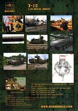 Hungarian Aero Decals 1/35 Hungarian T-72 TANK