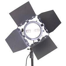 Illuminatore Lampada al Quarzo PRO 800W a Luce Continua per Studio Foto e Video