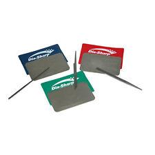 DMT dia-sharp Diamante tamaño tarjeta de crédito Sacapuntas Set-d3efc