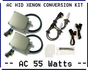 55W 55watt HID Kit H1/H3/H4/H7/H11/9004/9006/9007 6k 8k 10k 12k 3000K