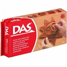 DAS X500DAS Air Drying Modelling Clay 500g Terracotta