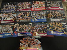 2013 NRL TRADERS PREMIERSHIP SERIES SET OF 13 CARDS
