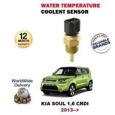 para Kia Soul 1.6DT CRDi VGT 2013> NUEVO Agua Enfriador SENSOR TEMPERATURA