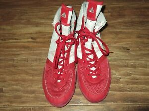 mma boots size 8 by adidas