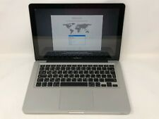 MacBook Pro 13 Mid 2012 MD102LL/A 2.9GHz i7 8GB 750GB - Fair Condition