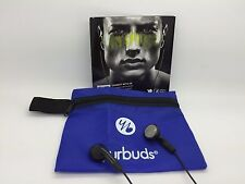Yurbuds INSPIRE SPORT EARPHONES BLACK NEVER HURT OR FALL OUT 40013