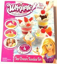 Whipple - Ice Cream Sundae Set - Brand New In Pack