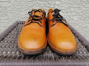Danner Mt Tabor 643 Harvest Mens Oxfords Shoes Tan Brown Lace Up Leather 11.5 EE