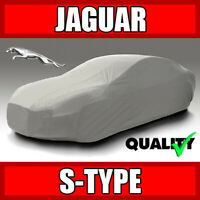 [JAGUAR S-TYPE] CAR COVER ☑️ All Weather ☑️ Waterproof ☑️ Warranty ✔CUSTOM✔FIT