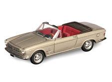 1:43 Starline - Fiat 2300 S Cabriolet Pininfarina 1961 - beigemetallic