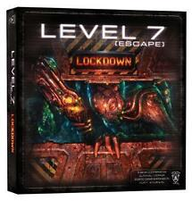 Level 7 [Escape]: Lockdown board game privateer press pip 620031 New