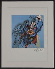 Andy Warhol 'Superman' Lithograph Limited 5000 pcs.
