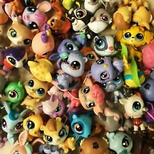 Promotion Random 30x Original Littlest Pet Shop LPS Animal Figure Child Gift Toy