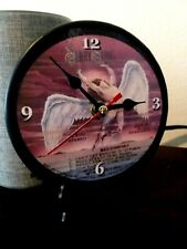"BAD COMPANY - FIRST ALBUM  -5"" QUARTZ DESKTOP CLOCK - NEW WITH STAND & GIFT BOX"