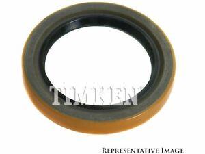 For 1984-1985 Hino FG22 Wheel Seal Rear Inner Timken 47848JJ 4 X 2 Wheel Seal