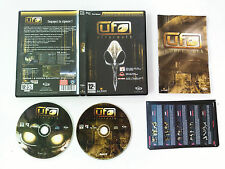 UFO Aftermath Edition collector Tactique/gestion 2003 PC FR