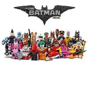 LEGO® Batman Movie Series Collectible Minifigure Choose Pick Character 71017