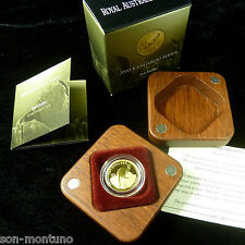2010 AUSTRALIA 1/10 OZ GOLD KANGAROO COIN Yellow Footed Rock Wallaby ONLY 1500