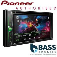 "Pioneer AVH-190DVD 6.2"" Double Din DVD AV Screen iPod iPhone Car Stereo Player"