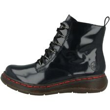 Rieker Y3219-14 Boots Ladies Shoes Anti-stress Boots Leisure Ankle Boots