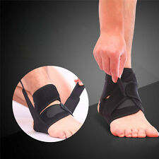 Ankle Support Foot Heel Brace Gym Sports Runner Injury Stabilizer Elastic Guard