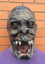Vampire Mask Fancy Dress Halloween Latex Frost Costume From Dusk Till Dawn Fangs