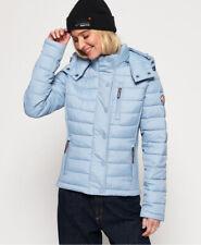 Superdry Womens Fuji Slim Double Zip Multi Jacket