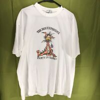 Vintage Sojo Experience Party in Korea T-Shirt Men's Size XXL