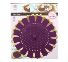 Good Cook Pie Weight Baking Disk, Sweet Creations, Silicone, 9 Inch
