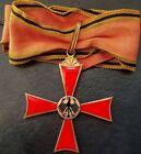 ✚10390✚ German Order of Merit post WW2 medal Grand Cross Großes Verdienstkreuz