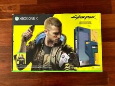 Cyberpunk 2077 Limited Collector's Edition Xbox One 1TB Console Bundle - New