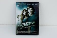 MIEDOS - JOE DANTE ( GREMLINS ) - DVD - CHRIS MASSOGLIA - NATHAN GAMBLE