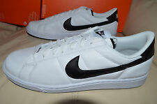 New Nike Mens Tennis Classic Athletic Shoes 312495-129 sz 10.5 White leather