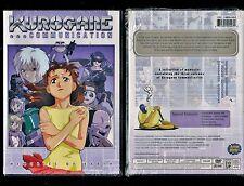 Kurogane Communications: Memories of Earth - Complete Series - Brand New Box Set