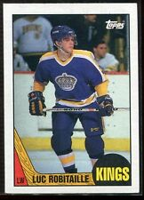 1987-88 Topps 42 Luc Robitaille Rookie (a)