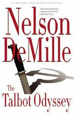 The Talbot Odyssey by Nelson DeMille (2015, Paperback)