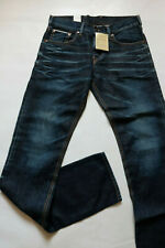 JEANS EDWIN SEN SELVAGE SKINNY RED SELVAGE DENIM (mid dark used) W29 L34