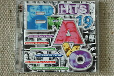 Bravo Hits 19 - Doppel-CD - u.a. Spice Girls, Mr.President, Alexia, Nana, Coolio