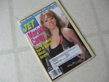 Mariah Carey 1996 Jet Mag Feature/Cover Story Minty Fresh Goodness