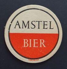 Ancien sous-bock bière AMSTEL BIER Carpa Den Haag Bierdeckel 2