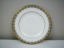 Royal Doulton GOLD LACE Bread Plate - Excellent