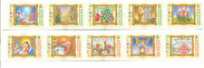 Jersey-2005 Christmas set of 10 mnh