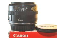 Canon EF 50mm f/1.8 PRIME lens mark I for EOS A2 Rebel T7 T6 T5 90D 80D 5D 6D 7D